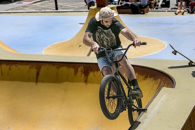 Skate park de Somo