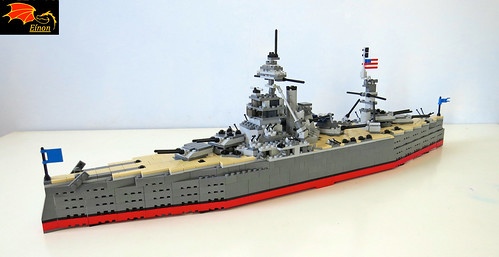Battleship USS Texas