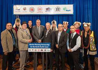 First Nations and BC complete marine plans