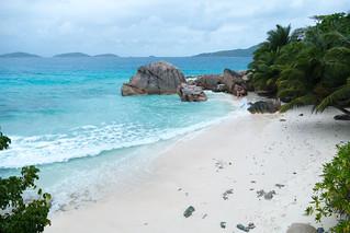 Anse Patates の画像. sc seychelles ladigue ansepatates