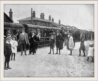 Jacksons Outing to Skegness (1913)