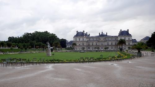 Люксембургский дворец. Париж. Palais du Luxembourg. Paris. France