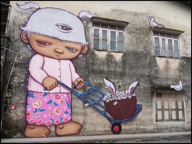 Old Phuket Town Street Art