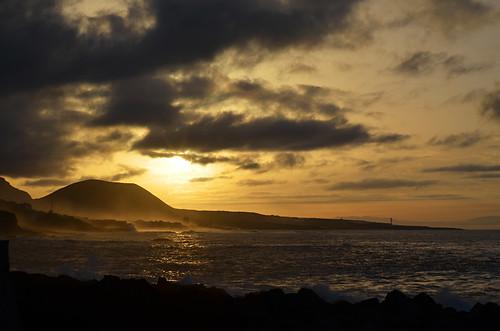 looking west from Garachico, Tenerife