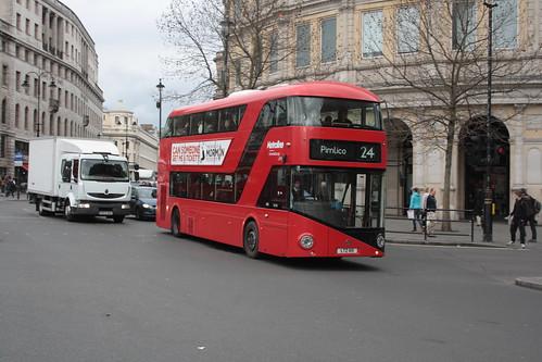 LT115 LTZ1115 New Routemaster
