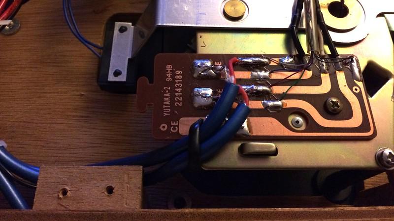 Refreshing Of A Realistic Lab 400 Vinyl Engine
