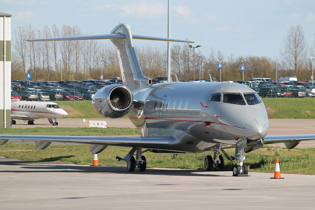 9H-VCA - CL35 - VistaJet