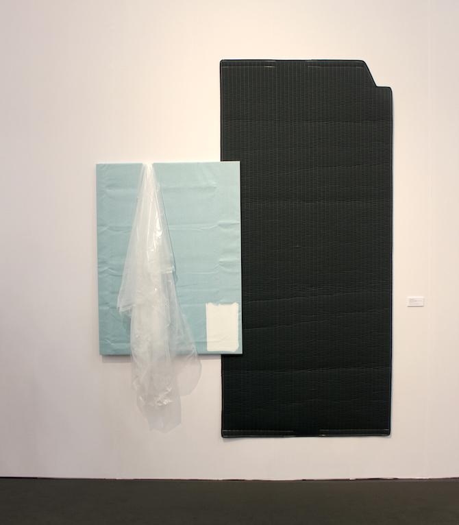 Egan Frantz at booth Galerie Nagel Draxler, Köln:Berlin