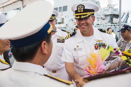 U.S. Navy Kicks Off Naval Engagement Activities with Vietnam