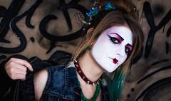 Sesión Fotográfica Geisha Punk