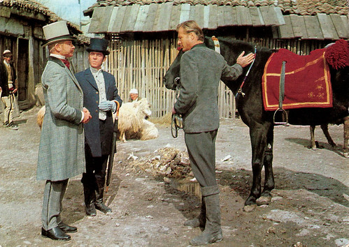 Der Schut  (1964) with Dieter Borsche, Chris Howland and Lex Barker