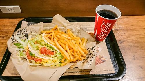 2 Tacos Supreme Combo