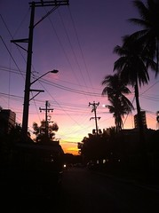 Sunset in QC