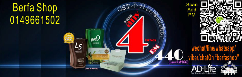 2015 April June Promotion By Berfa Shop Group 1