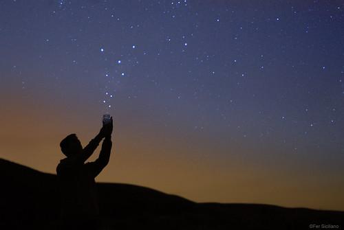 6/52 Realising the night stars