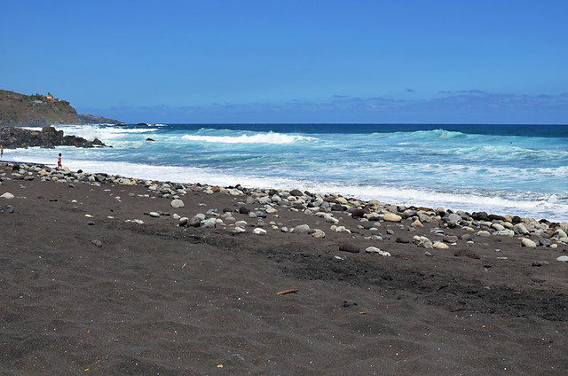 Playa El Socorro, Los Realejos, Tenerife