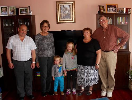 Four Grandparents