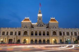 Saigon - Hôtel de Ville / City Hall