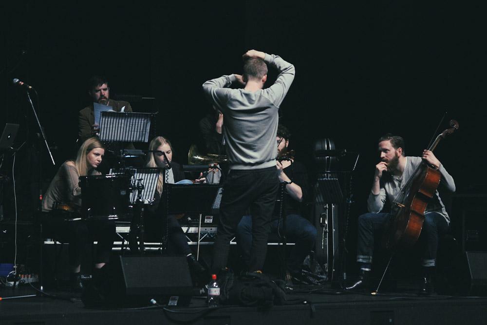 BTS: Ólafur Arnalds