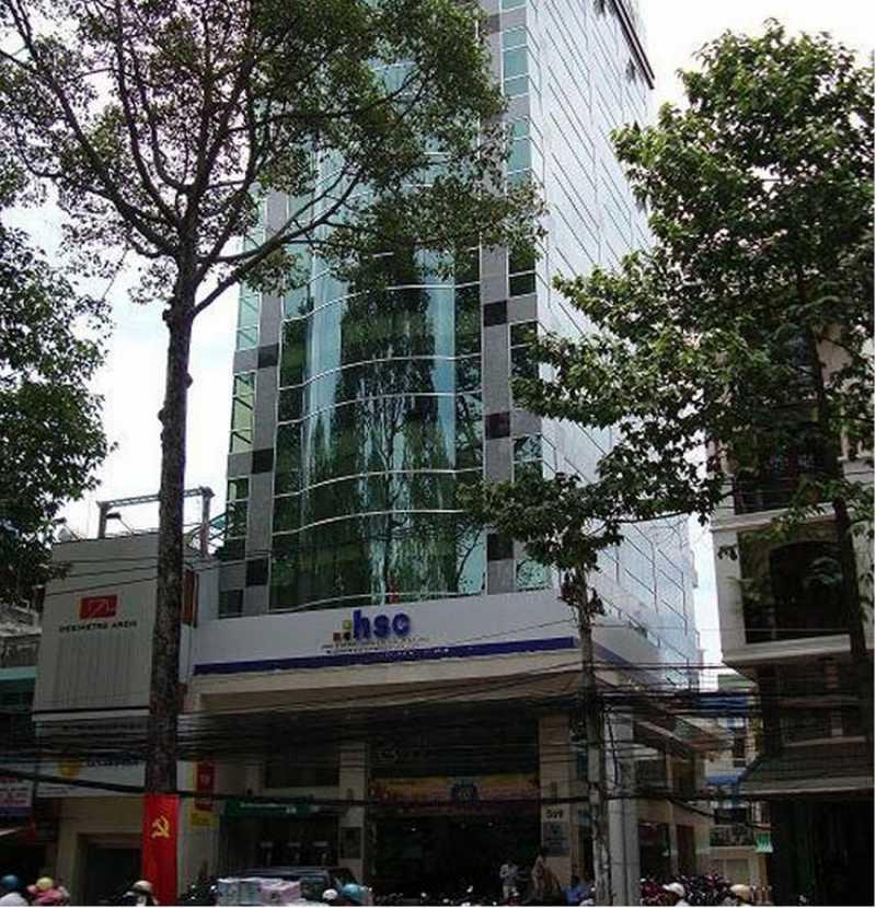 Dự án bất động sản TKT Office Building
