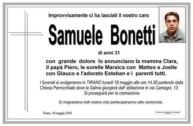 Bonetti Samuele