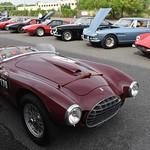 Pennsylvania Ferrari Concours d'Elegance at the Simeone Museum