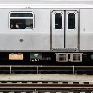 M train couple