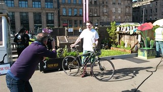 ready to ride, george square