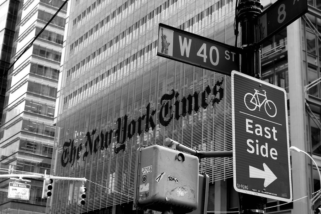12.New York Times Bldg