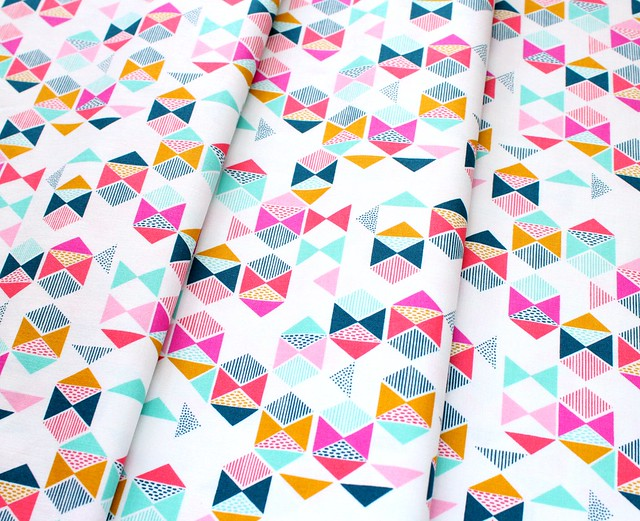 Dashwood Studio Cotton Candy CAND 1159 Geometric Shapes