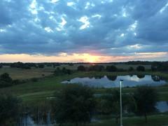 Lake Wales Florida Sunset