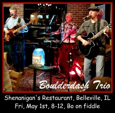Boulderdash Trio 5-1-15
