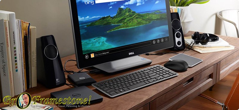 Inspiron 23 All-in-One Touch Screen Desktop