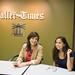 10.07.14 - YBP at Caller Times - Ideas Week