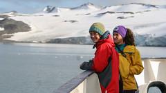 Nadia i Marcela, Argentyńska stacja Antarktyczna