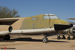 55-0395 JN - 45027 - USAF - Douglas WB-66D Destroyer - Pima Air and Space Museum, Tucson, Arizona - 141226 - Steven Gray - IMG_8613