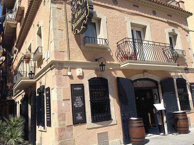 Restaurante Can Ramonet Barcelona