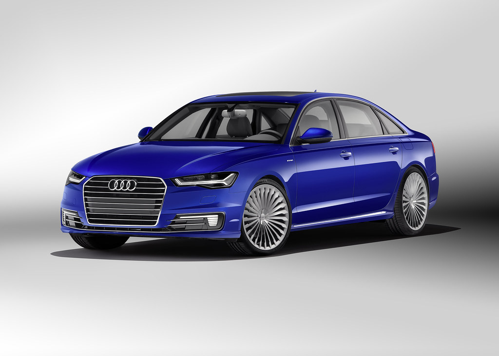 The new Audi A6 L e-tron for China