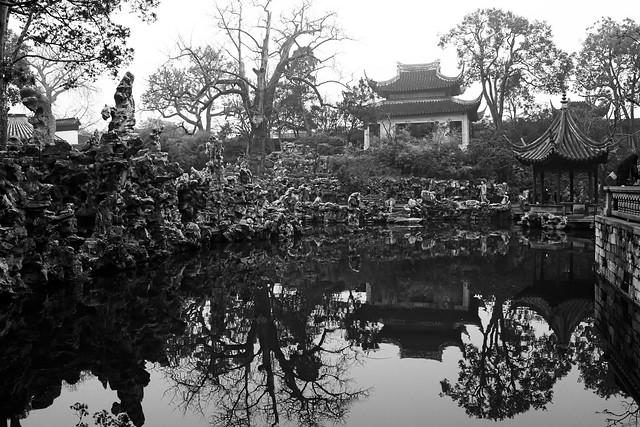 Jardin de la for t du lion suzhou flickr photo sharing for Jardin foret