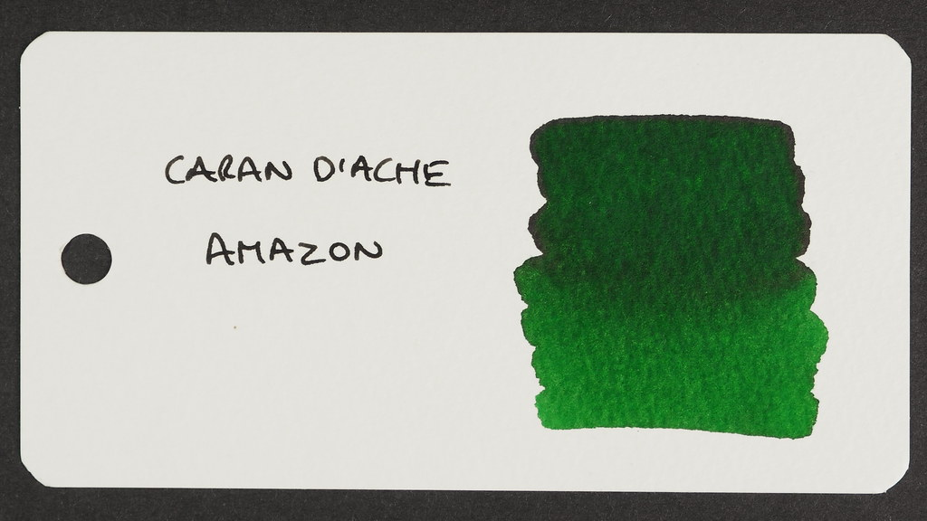 Caran d'Ache Amazon Reference
