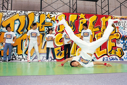 ©1983 by Charlie Ahearn Wild Style The Sampler