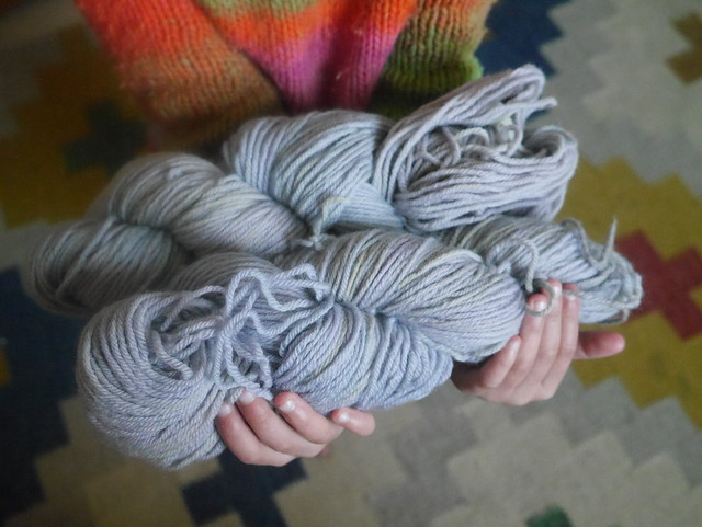 woad dyed