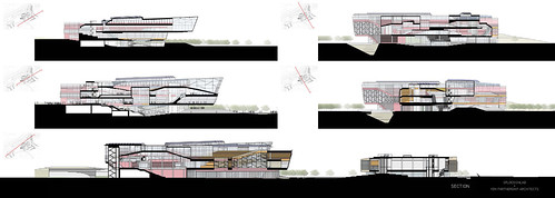 林聖平 SPLDESIGNLAB - 新北市立美術館競圖提案