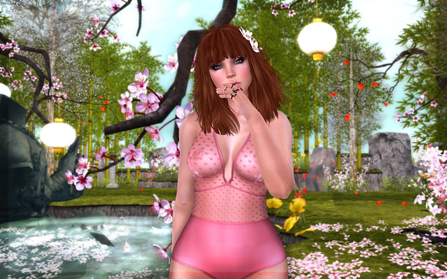 Cherry Blossom Girl- Blog