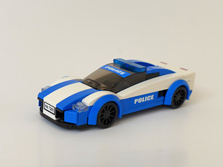 "Lamborghini Gallardo ""Polizia Stradale"""