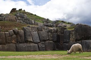 Ruine der Inkafestung Saksaywaman, Cuzco | Roland Krinner