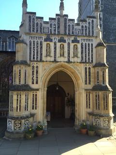 St Mary's, Woodbridge, Suffolk
