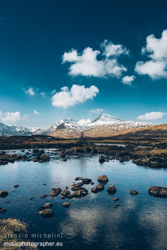 Bidean nam Bian, Highlands, Scotland