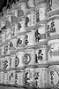 Meiji-Jingu Sanctuary - Barrels of saké are waiting in Yoyogi Park, Tokyo