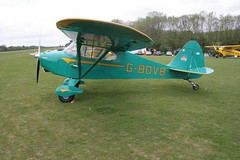 G-BDVB Piper PA-17 Vagabond
